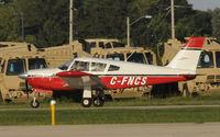 C-FNCS @ KOSH - AIRVENTURE 2011 - by Todd Royer