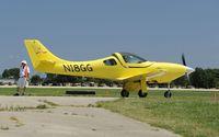 N18GG @ KOSH - AIRVENTURE 2011