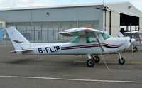 G-FLIP @ EGMD - SHOT AT LYDD - by Martin Browne
