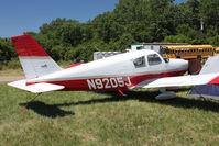 N9205J @ OSH - 1966 Piper PA-28-180, c/n: 28-3274 at 2011 Oshkosh