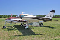 C-FOIT @ OSH - 1966 Cessna 320E, c/n: 320E0006 at 2011 Oshkosh
