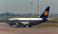 D-ABME @ AMS - Lufthansa - by Henk Geerlings