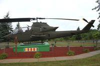68-15074 - AH-1G at a Vietnam Memorial Park Monroe MI