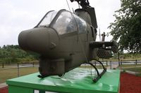 68-15074 - AH-1G at Vietnam Memorial Park Monroe MI