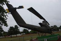 68-15074 - AH-1G at Vietnam Memorial Park Monroe MI - by Florida Metal