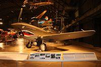 AK987 @ FFO - Curtis P-40E Kittyhawk