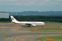 B-2318 @ RJCC - Take Off 19R - by A.Itoh