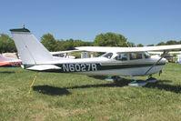 N6027R @ OSH - 1965 Cessna 172G, c/n: 17253696 at 2011 Oshkosh