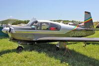 D-EDDN @ OSH - German Mooney M.20C Mark 2, c/n: 2595 at 2011 Oshkosh