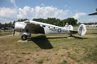 N33E @ MTC - Beech AT-11 restored to look like a C-45