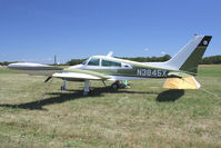 N3845X @ OSH - 1966 Cessna 310K, c/n: 310K0245 at 2011 Oshkosh