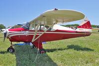 N3140Z @ OSH - 1959 Piper PA-22-160, c/n: 22-7084 at 2011 Oshkosh