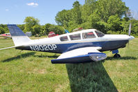 N9020P @ OSH - 1966 Piper PA-24-260, c/n: 24-4482 at 2011 Oshkosh