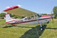N52108 @ OSH - 1974 Cessna 180J, c/n: 18052505 at 2011 Oshkosh