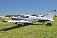 N8294P @ OSH - 1963 Piper PA-24-250, c/n: 24-3547 at 2011 Oshkosh