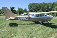 N19992 @ OSH - 1972 Cessna 172M, c/n: 17260917 at 2011 Oshkosh