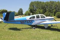 N9765Y @ OSH - 1963 Beech P35, c/n: D-7151 at 2011 Oshkosh