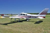 N3023L @ OSH - 1965 Cessna 310J, c/n: 310J0023 at 2011 Oshkosh