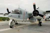 151657 - Grumman S-2E Tracker at Patriots Point Naval & Maritime Museum, Mount Pleasant, SC - by scotch-canadian