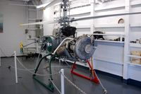 DS-1347 - Gyrodyne QH-50C Drone Anti Submarine Helicopter DASH on the USS Laffey DD-724 at Patriots Point Naval & Maritime Museum, Mount Pleasant, SC - by scotch-canadian