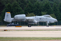 81-0945 @ EGUL - Departing Lakenheath for a local flight - by N-A-S
