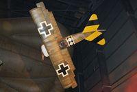 N1387B @ FFO - Fokker DR-1