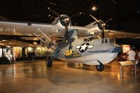 N4583B @ FFO - PBY-5A Catalina