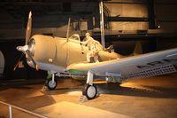 N17421 @ FFO - A-24B similar to a Dauntless