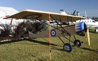 N323SS @ KOSH - AIRVENTURE 2011