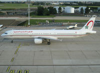 CN-ROM @ LFPO - Out of 51 active fleet members, 45 are Boeings, two are ATRs and four are A321s - by Alain Durand