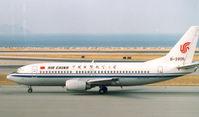 B-2906 @ HKG - Air China. - by Henk Geerlings