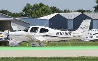 N101MR @ KOSH - AIRVENTURE 2011 - by Todd Royer