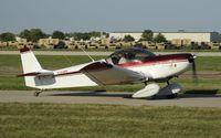 N143DT @ KOSH - AIRVENTURE 2011