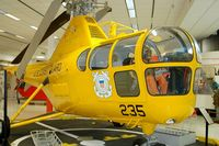 235 @ NPA - 1950 Sikorsky HO3S-1G Helicopter at the National Naval Aviation Museum, Pensacola, FL - by scotch-canadian