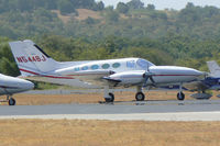 N5448J @ 50F - At Bourland Field
