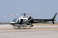 N90TX @ CPT - Texas Department of Public Safety at Cleburne Municipal