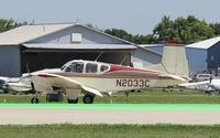 N2033C @ KOSH - AIRVENTURE 2011