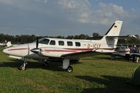 D-ICLY @ EDMT - Cessna 303 - by Dietmar Schreiber - VAP