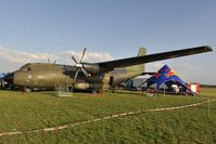 51 04 @ EDMT - German Air Force C160