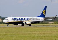 EI-DPM @ EGGW - 2007 BOEING 737-8AS - by Paul Ashby