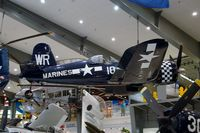 97349 @ NPA - Chance Vought F4U-4 at the National Naval Aviation Museum, Pensacola, FL - by scotch-canadian