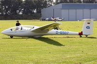 D-6507 @ EDLG - LSV Goch, Schleicher ASK 21, CN: 21579 - by Air-Micha