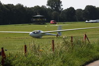 D-2465 @ EDLG - LSV Goch, Schleicher ASW 24 - by Air-Micha