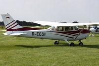 D-EESI @ EDLG - LSV Goch, Reims-Cessna F172M Skyhawk, CN: F17201322 - by Air-Micha