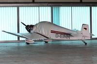 D-EINN @ EDLG - Untitled, Jodel DR-1050 Ambassadeur, CN: 0113 - by Air-Micha