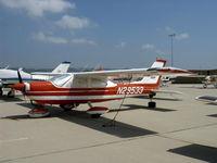 N29533 @ CMA - 1968 Cessna 177 CARDINAL, Lycoming O-320 150 Hp - by Doug Robertson