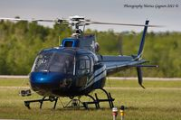 C-FCHP @ CYBG - Seen at Bagotville International Air Show 2011, CFB Bagotville - by Marius Gagnon