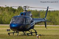 C-FCHP @ CYBG - Seen at Bagotville International Air Show 2011, CFB Bagotville - by Marius Gagnon