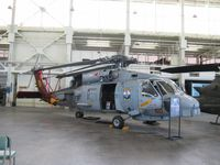 162348 @ NPS - Sikorsky SH-60 Seahawk at the Pacific Aviation Museum on Ford Island, HI. - by Kreg Anderson