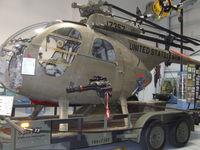 68-17357 @ FFZ - Hughes OH-6A Cayuse - by Eagar